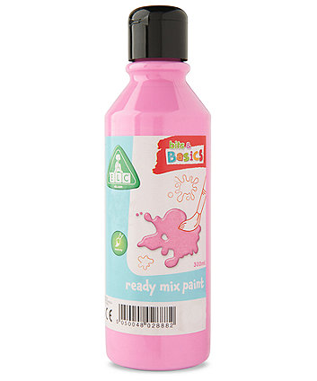 Early Learning Centre Baby Pink Ready Mix 300ml Paint