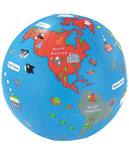 Early Learning Centre Inflatable Globe