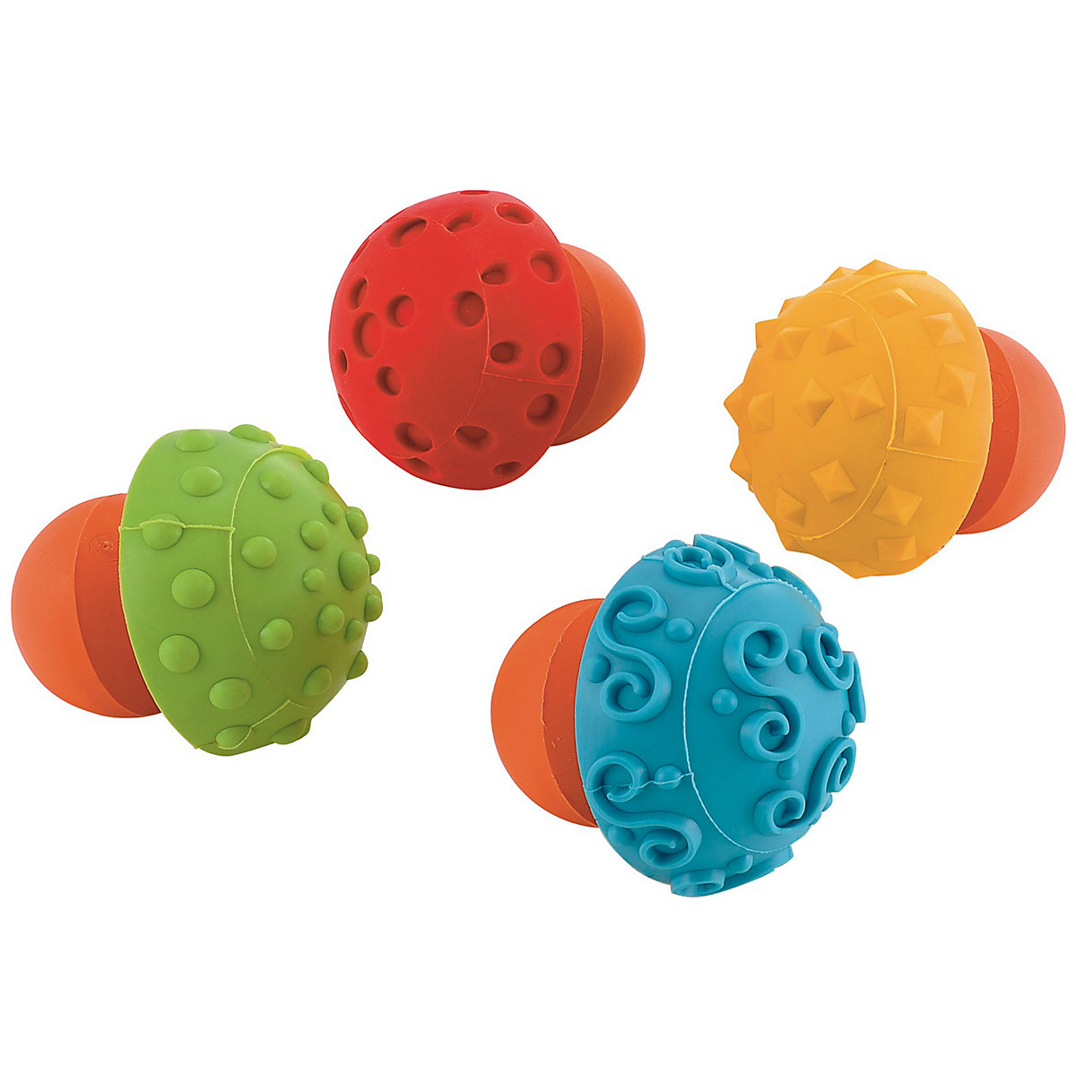 Mini Artist Silicone Stampers- 4 Pack - Artist Gifts