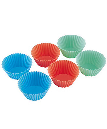 Early Learning Centre 6 Reusable Cupcake Cases
