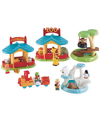 Early Learning CentreHappyland Zoo