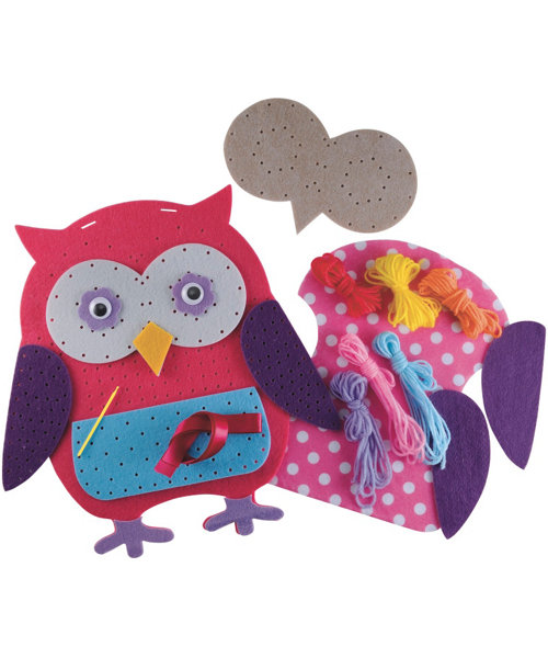 Early Learning Centre Sew Your Own Cross Stitch Owl