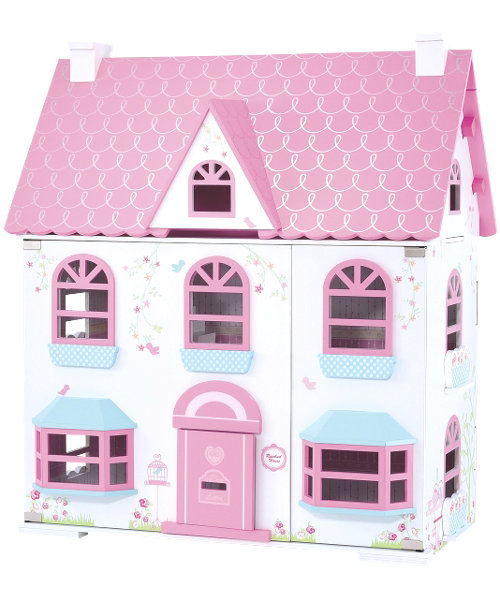 Early Learning Centre Rosebud Country Doll's House