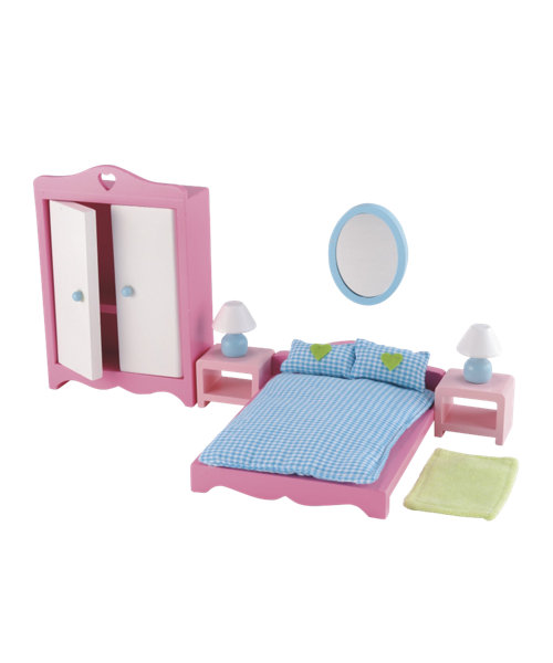 Early Learning Centre Rosebud House Bedroom Set