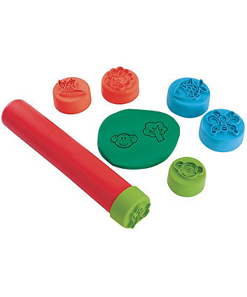 Early Learning Centre Soft Stuff Rolling Pin And Stamp Set