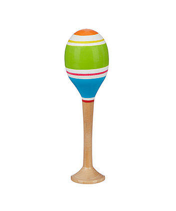 Early Learning Centre Wooden Maraca