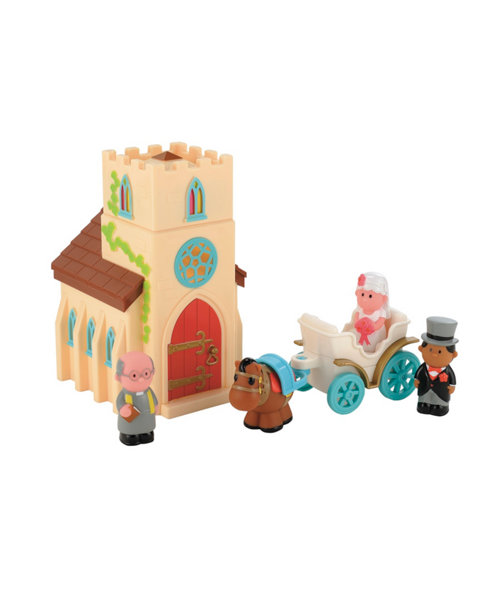 Early Learning Centre Happyland Musical Village Church