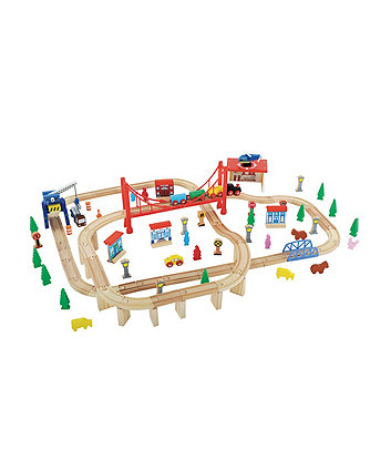 Early Learning Centre Big City Adventure Train Set