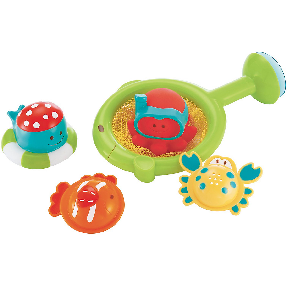 New elc boys and girls bath fishing set toy from 1 year ebay for Fishing toy set