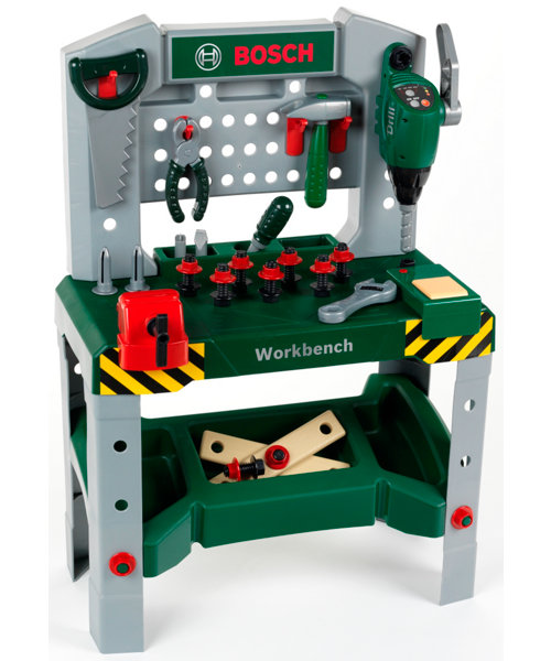Early Learning Centre Bosch Workbench with Sound