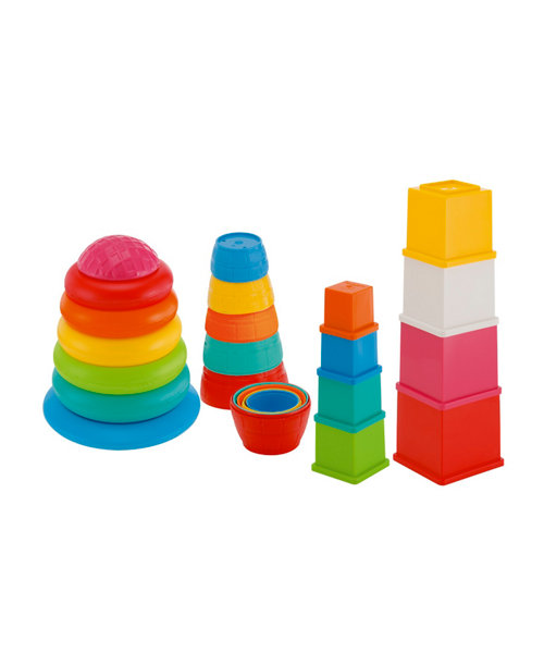 Early Learning Centre Stacking and Nesting Set