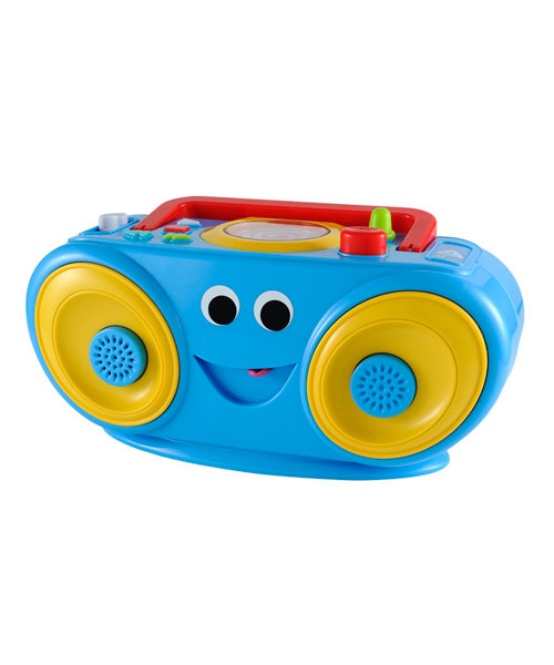 Early Learning Centre Lights and Sounds Boombox