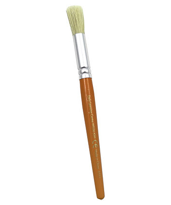 Early Learning Centre Orange Paint Brush