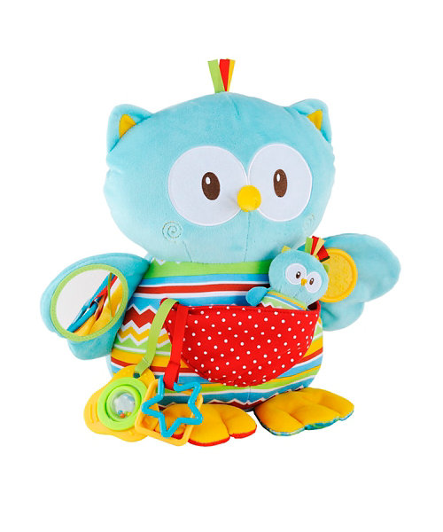 Early Learning Centre Blossom Farm Owl Activity Toy