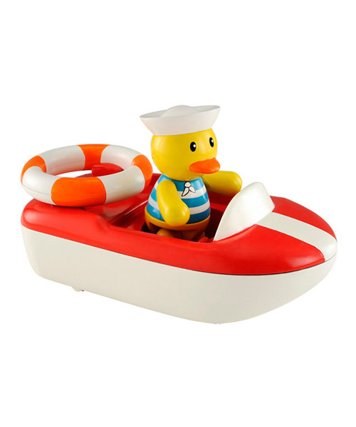 Early Learning Centre Toybox Dylan Duck and his Speed Boat