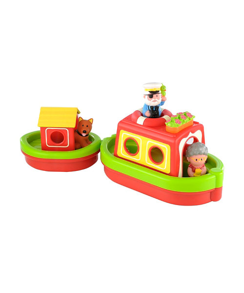 Early Learning Centre Happyland Sailing Barge