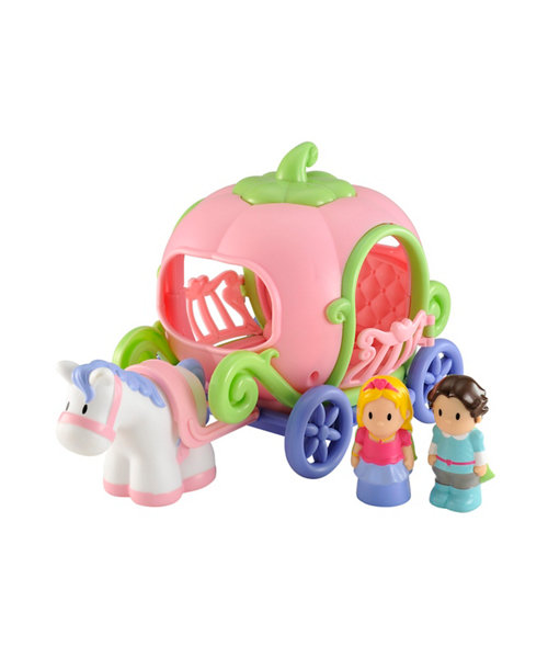 Early Learning Centre Happyland Magical Sounds Carriage