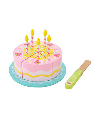 Early Learning Centre Wooden Birthday Cake
