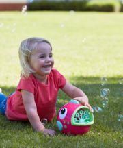 Early Learning Centre Flora Fish Bubble Machine