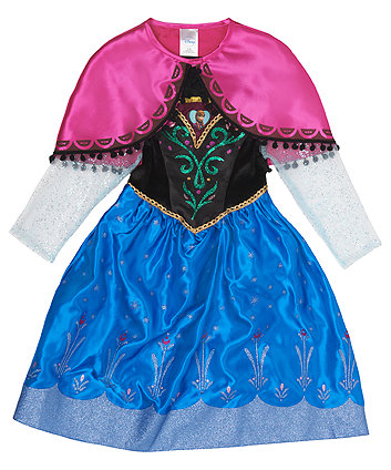 Disney Frozen Anna Deluxe Dress