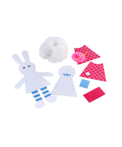 Early Learning Centre Make Your Own Rag Doll Rabbit