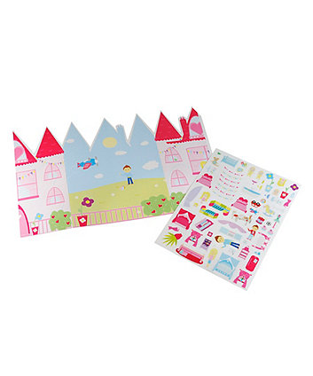 Early Learning Centre Design Your Own House Sticker Set