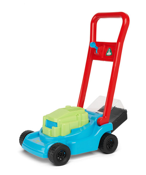 Early Learning Centre Blue Lawnmower