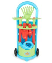 Early Learning Centre Rake and Hoe Trolley