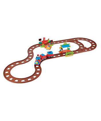 Early Learning Centre Happyland Railway Track Extension Set