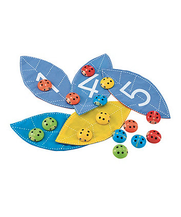 Early Learning Centre Hide and Seek Bugs Counting Game