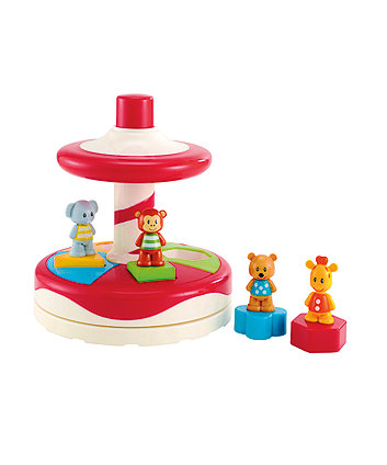 Early Learning Centre Toybox Musical Carousel