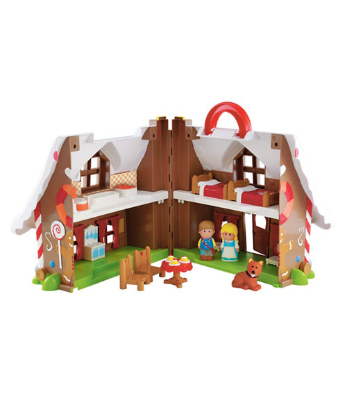Early Learning Centre Happyland Gingerbread House