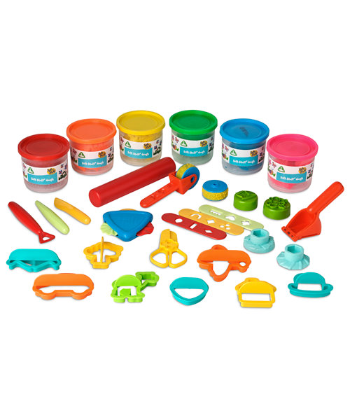 Early Learning Centre Bumper Dough and Tool Set