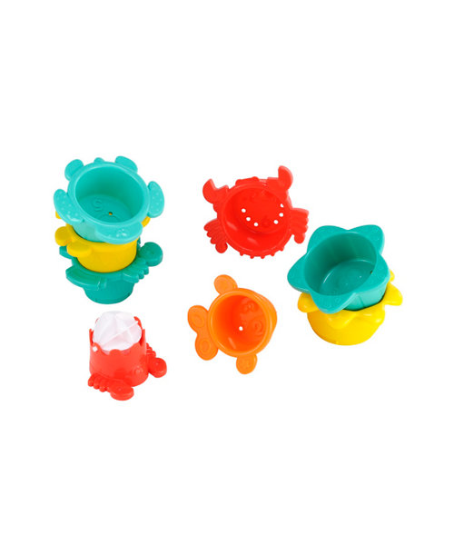 Early Learning Centre Bathtime Stacking Cups