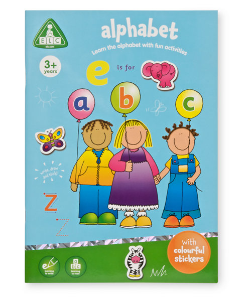 Early Learning Centre First Alphabet Sticker Book