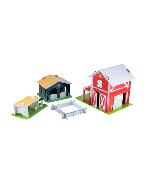 Early Learning Centre Wooden Farm Play Set