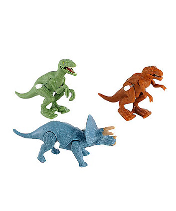 Early Learning Centre Wind Up Dinosaurs - 3 Pack