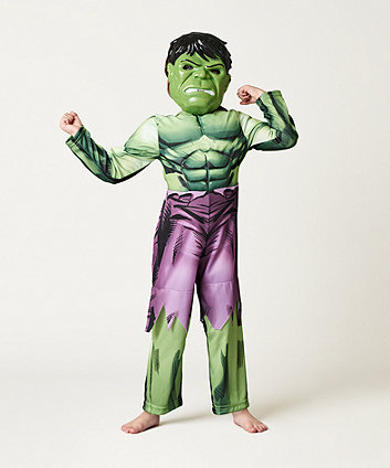 Early Learning Centre Marvel Avengers Hulk Dress Up (Age 3-4 years)
