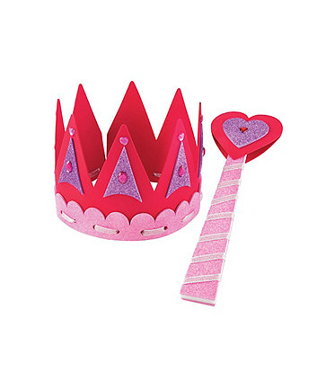 Early Learning Centre Magical Mimi Make Your Own Crown and Wand