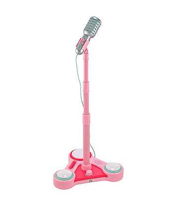 Early Learning Centre Sing Along Star Microphone - Pink