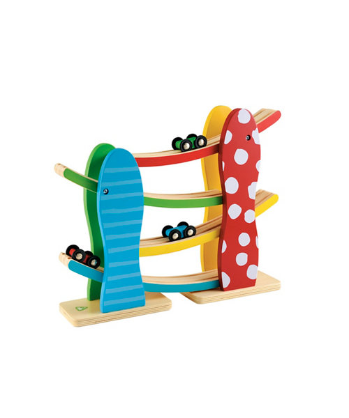 Early Learning Centre Wooden Click Clack Track