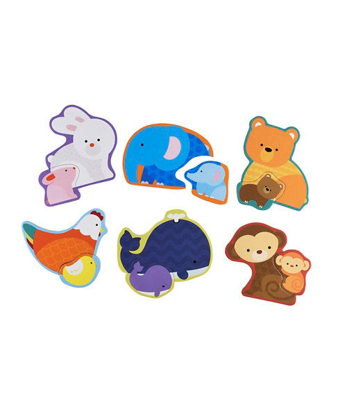 Early Learning Centre Mum and Baby Puzzles