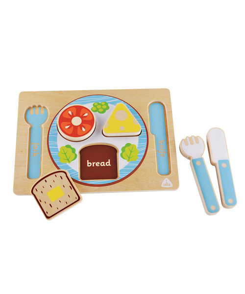 Early Learning Centre Kitchen Puzzle