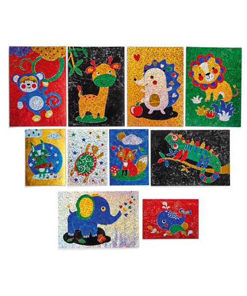 Early Learning Centre Foil Art Kit