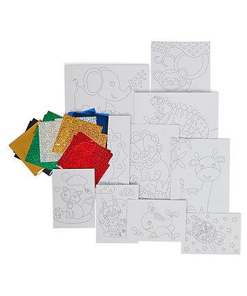 Early Learning Centre Foil Art Kit