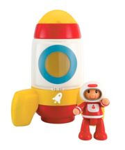 Early Learning Centre Toybox Rocket Toy