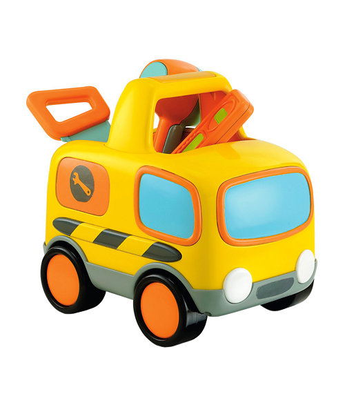 Early Learning Centre Lights and Sounds Tool Van