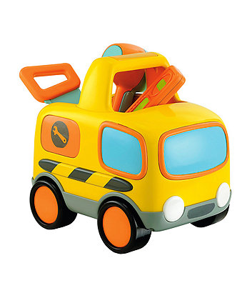 Early Learning Centre Lights and Sounds Tool Van Toy