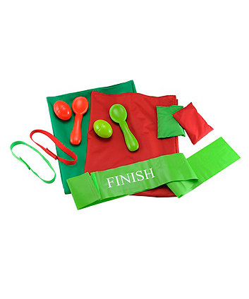 Early Learning Centre Sports Day Set - Red/Green