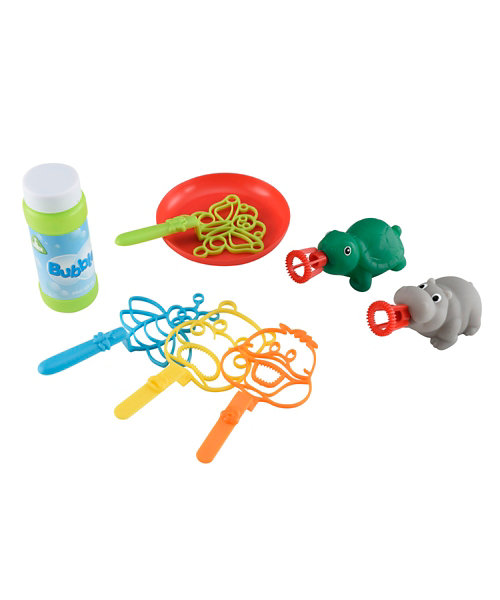 Early Learning Centre Animal Puffers Bubble Playset